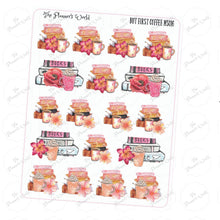But First Coffee Planner Stickers - The Planner's World