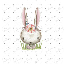 Springtime Bunny planner Die Cut - The Planner's World