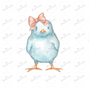 Easter Chick Planner Die Cut - The Planner's World