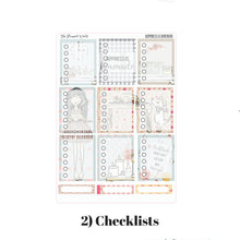 Thanksgiving weekly kit - Farmhouse Planner Kit - Happiness is Homemade Weekly sticker kit - The Planner's World