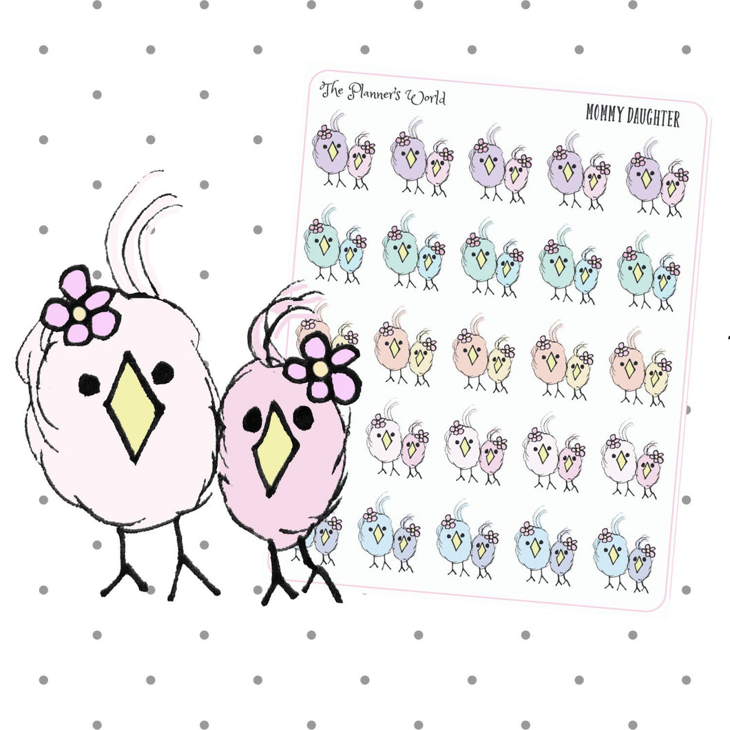 Mom Time Stickers - The Planner's World