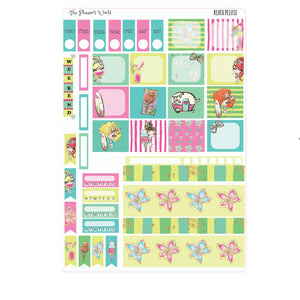 Beach Please Hobonich Weeks Kit - The Planner's World
