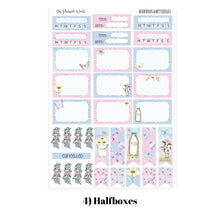 Barnyards and Butterflies EC Vertical Weekly Kit - Daisy Moo Cow - The Planner's World