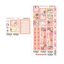 Hobonichi - Barnyard Boo Bash Hobonichi Sticker kit - The Planner's World