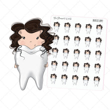 Dentist appointment planner stickers - The Planner's World