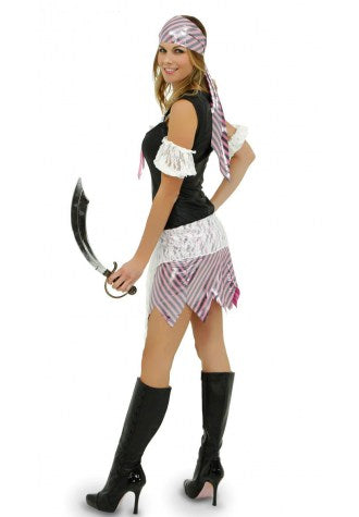 Alluring Pirate Style Costume
