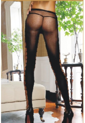 Big Diamond Fashion Pantyhose