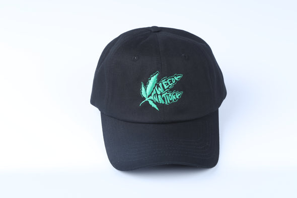 WEED DAD HAT CAP