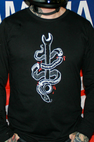 Blood & Venom Long Sleeve