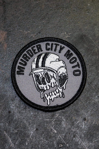 Skull Racer Patch