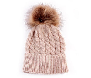 Warm Winter Hat For Infants