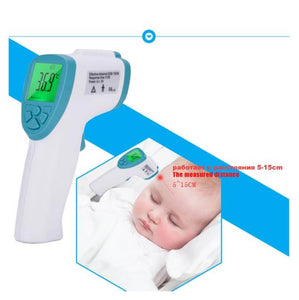 Non-Contact Infrared Digital Thermometer