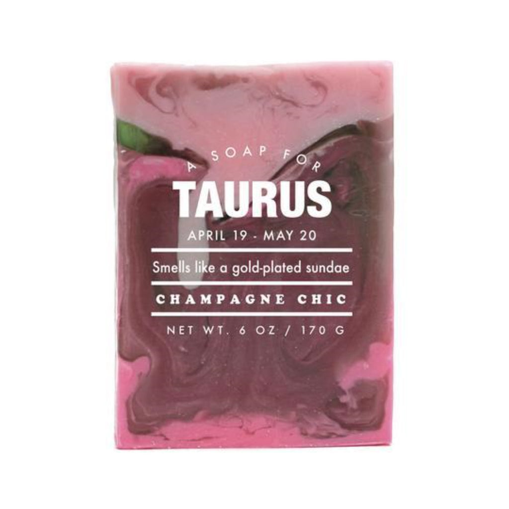Astrology Soap: TAURUS SOAP