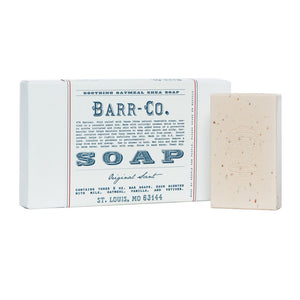 Barr-Co: 3pc Original Bar Soap Gift Set
