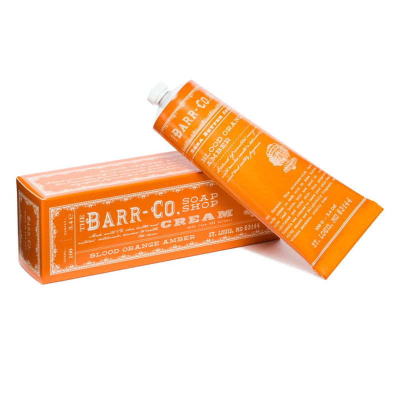 Barr-Co: Blood Orange Amber Hand Cream