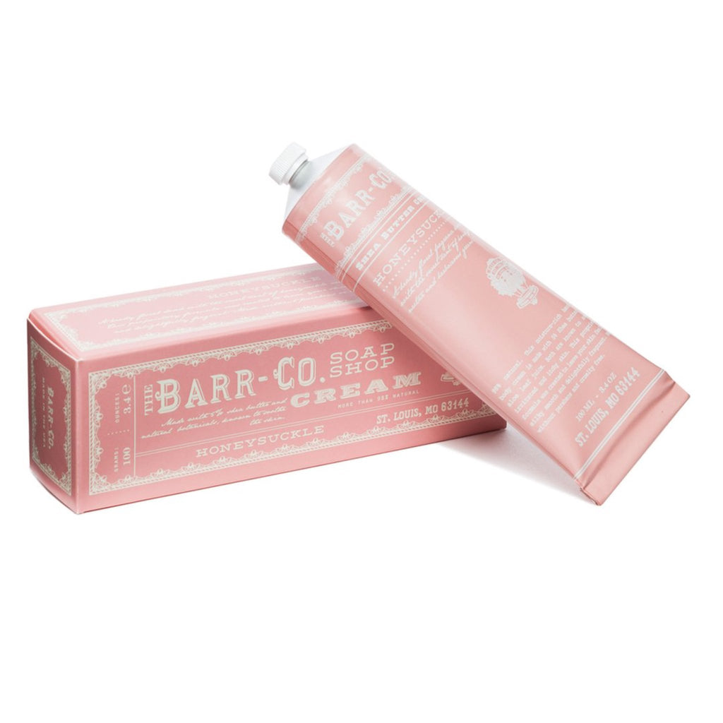 Barr-Co: Honeysuckle Hand Cream