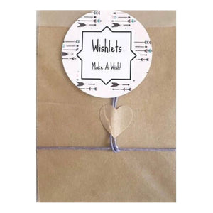 If Moms Were Flowers I'd Pick You Wish Card and Bracelet