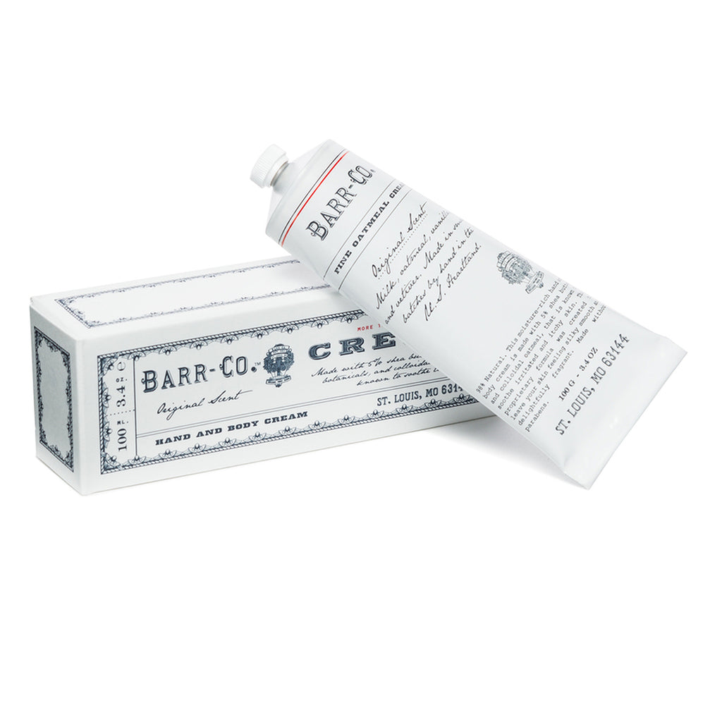 Barr-Co: Original Scent Hand Cream