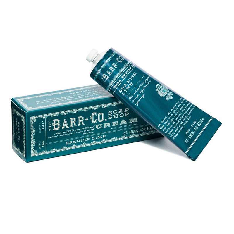 Barr-Co: Spanish Lime Hand Cream