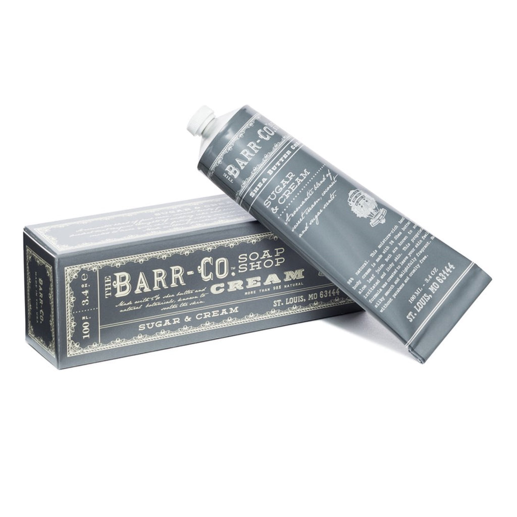 Barr-Co: Sugar & Cream Hand Cream