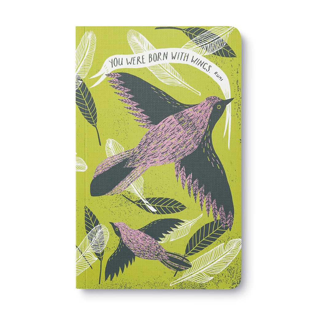 Born With Wings Notebook