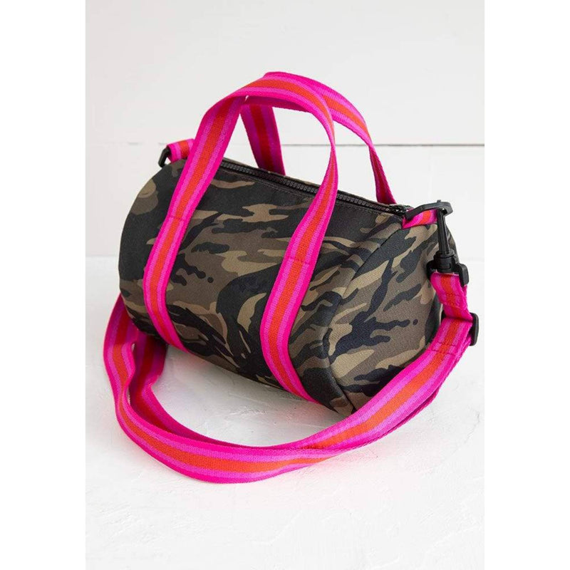 Camo Teeny Tiny Duffle Bag