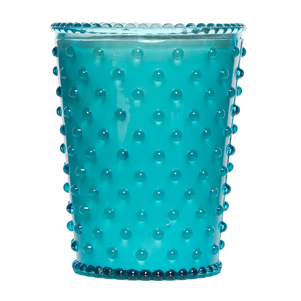 Simpatico: Vintage Hobnail Candle - #74 Cucumber Gin