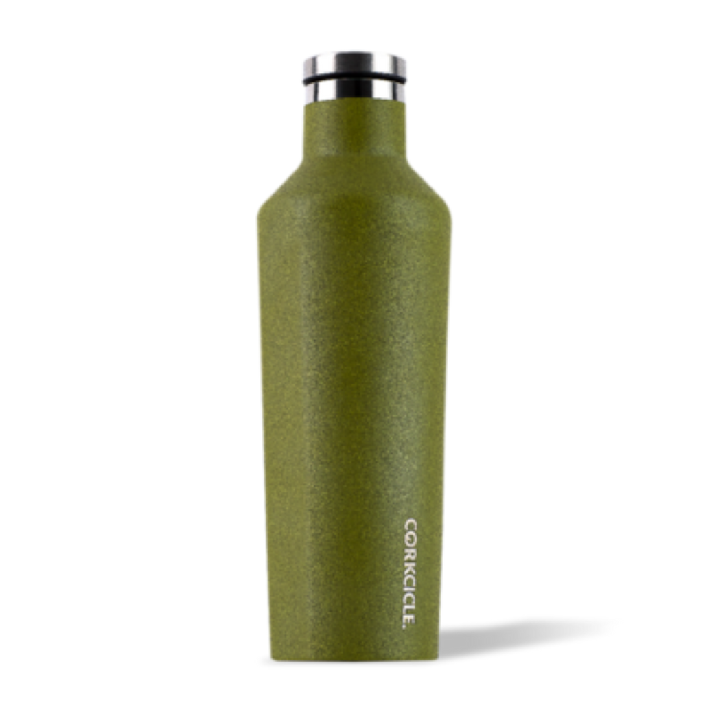 Corkcicle 16oz Canteen Waterman Olive