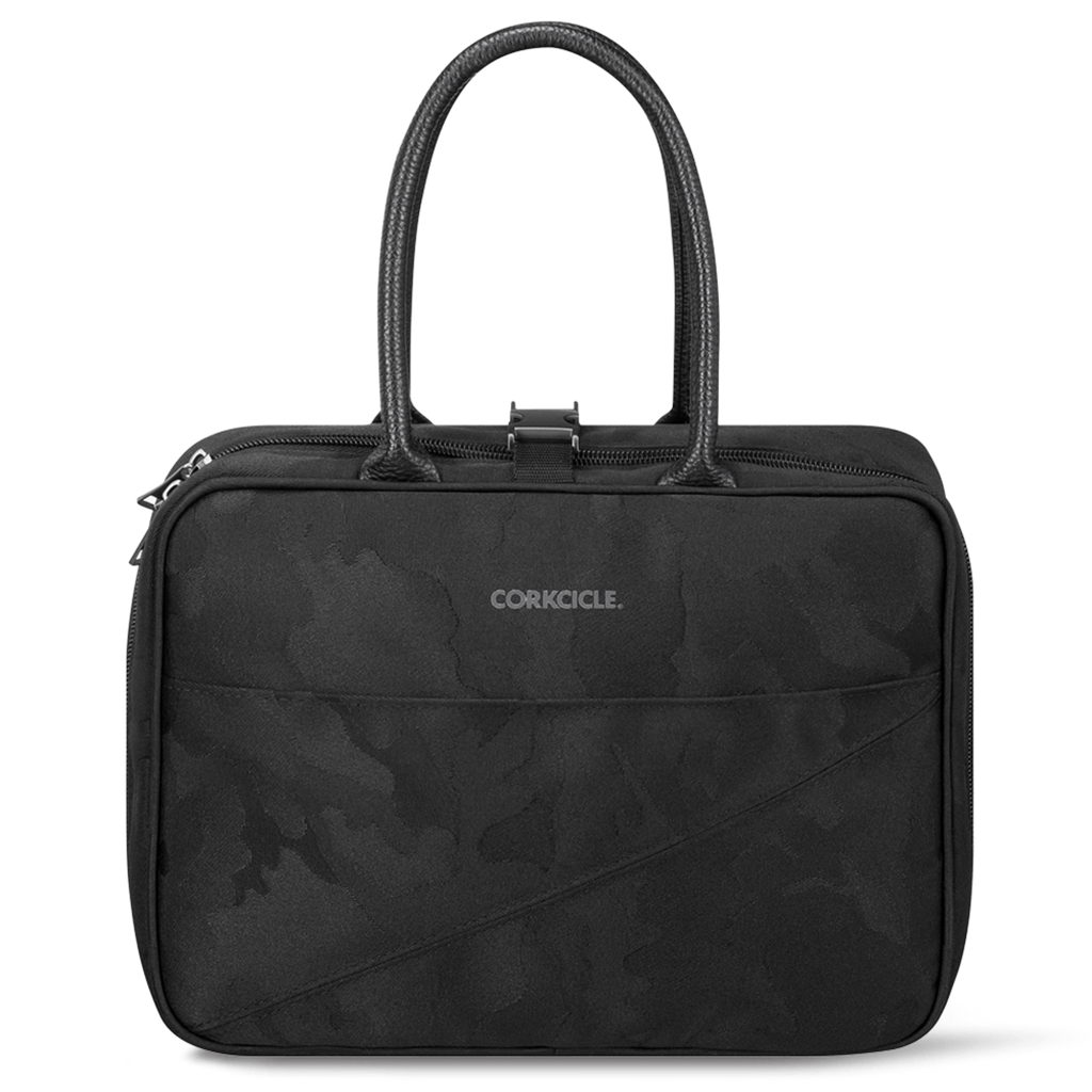 Corkcicle Baldwin Boxer Lunchbox- Black