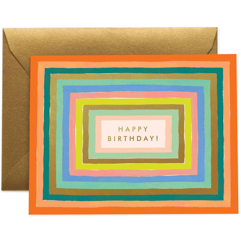 Disco Birthday - Greeting Card