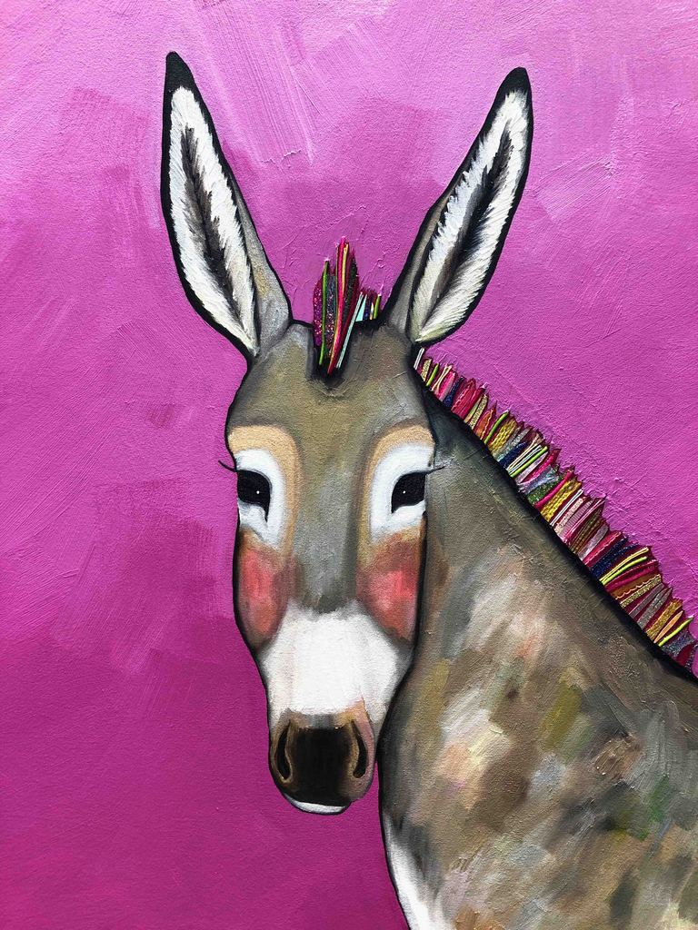 donkey-and-pig-tails-original-oil-painting-eli-halpin