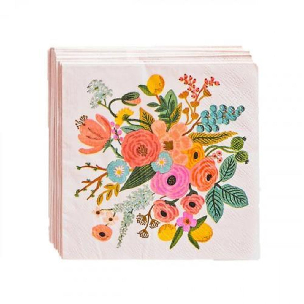 Rifle Paper Co: Garden Party Cocktail Napkins