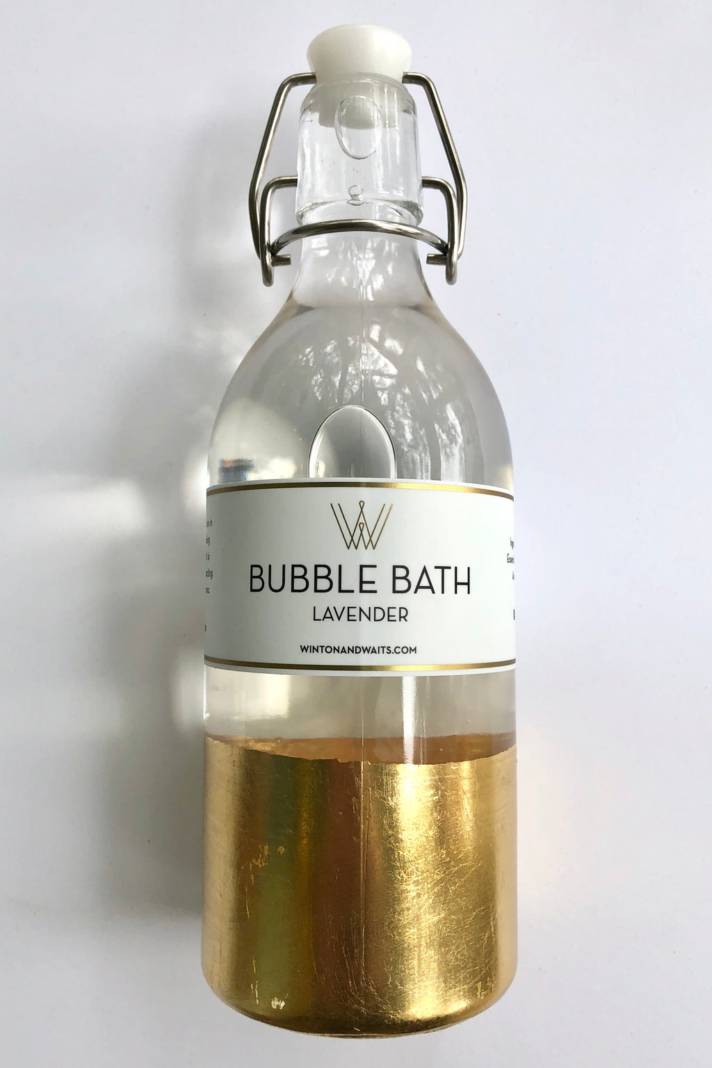 Lavender Bubble bath 17oz