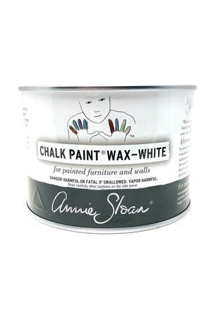 Annie Sloan® Chalk Paint™ White Wax (large-500ml)