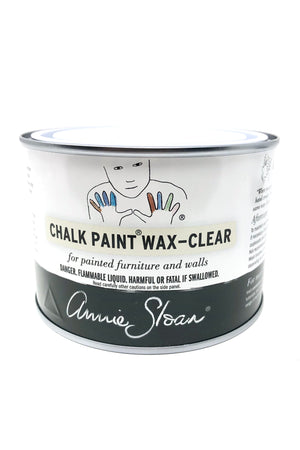 Annie Sloan® Chalk Paint™ Clear Wax (large-500ml)