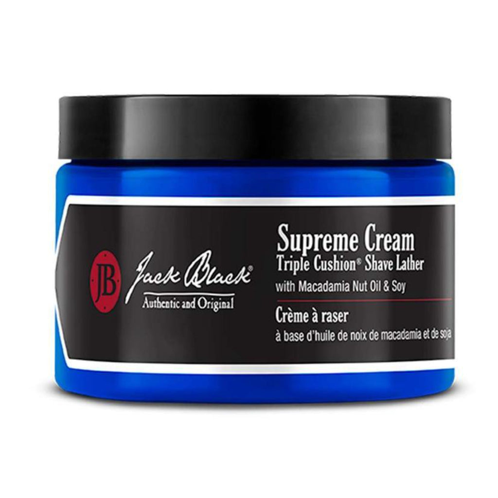 Jack Black Supreme Cream Triple Cushion Shave Lather 9.5oz