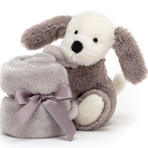 Jellycat Smudge Puppy Soother Blanket