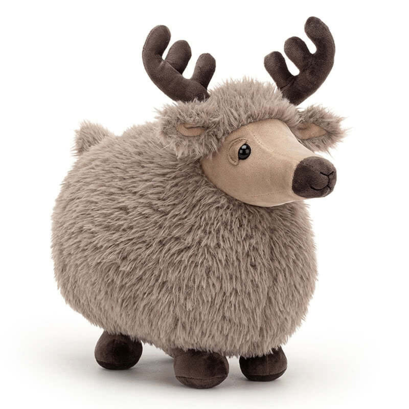 Jellycat Rolbie Reindeer Medium