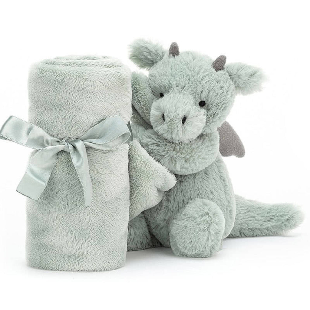 Jellycat Bashful Dragon Soother Blanket