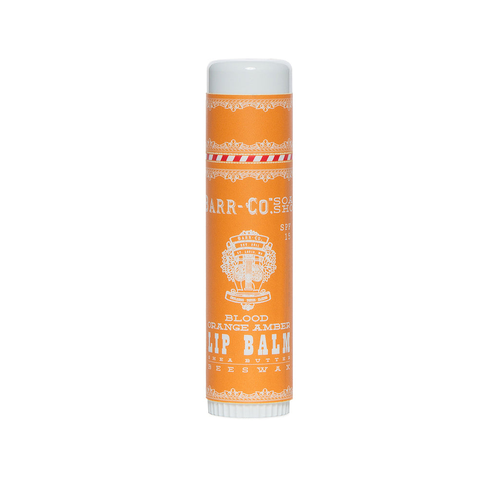 Barr-Co: Blood Orange Lip Balm