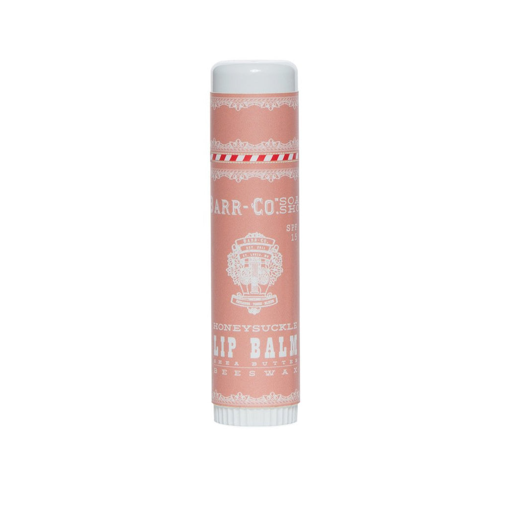 Barr-Co: Honeysuckle Lip Balm