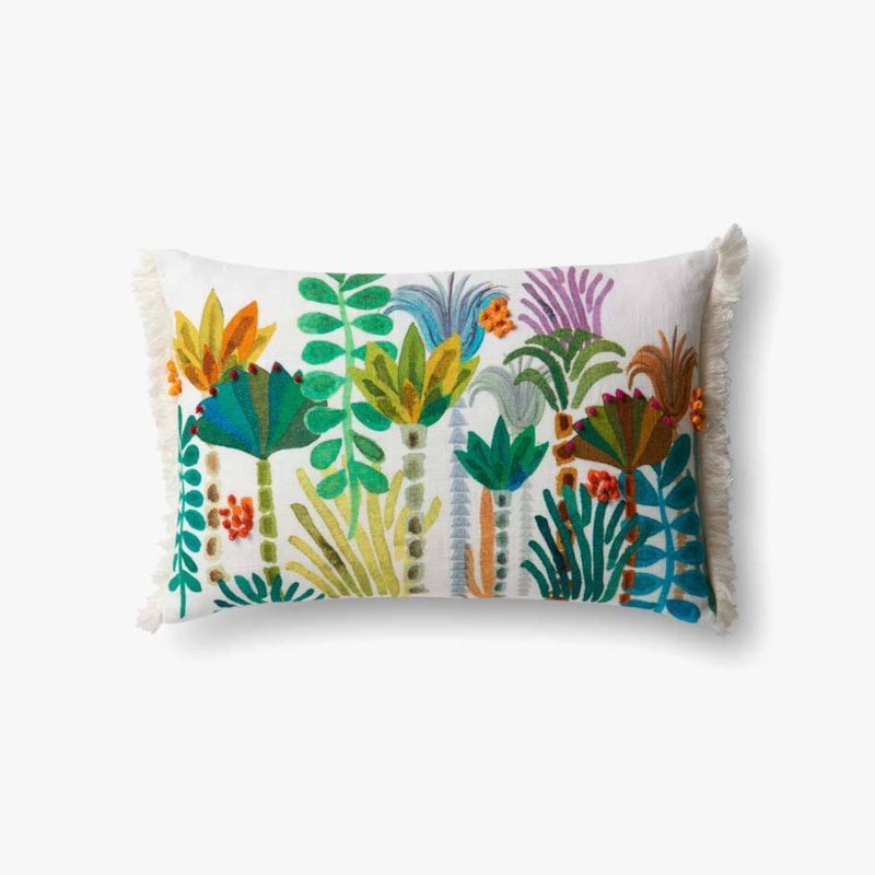 "Justina Blakeney: Lively Jungle Pillow 13"" X 21"""