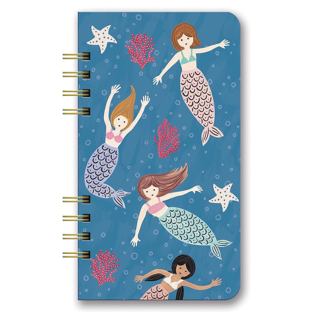 Internet Password Logbook Mermaid Tails