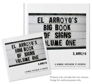 El Arroyo's Mini Book