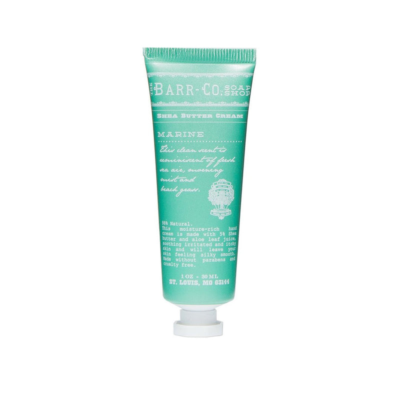 Barr-Co: Marine Mini Hand Cream - 1oz