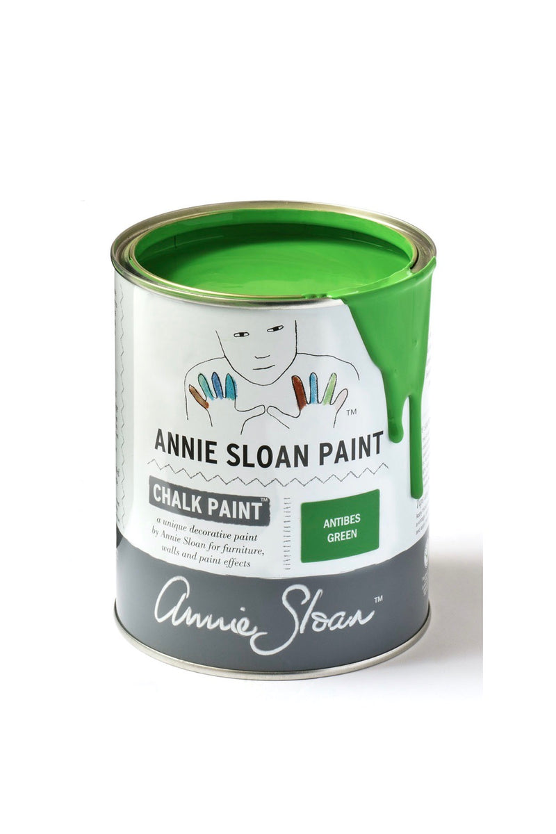 Annie Sloan® Chalk Paint™ Mini Can: Antibes Green