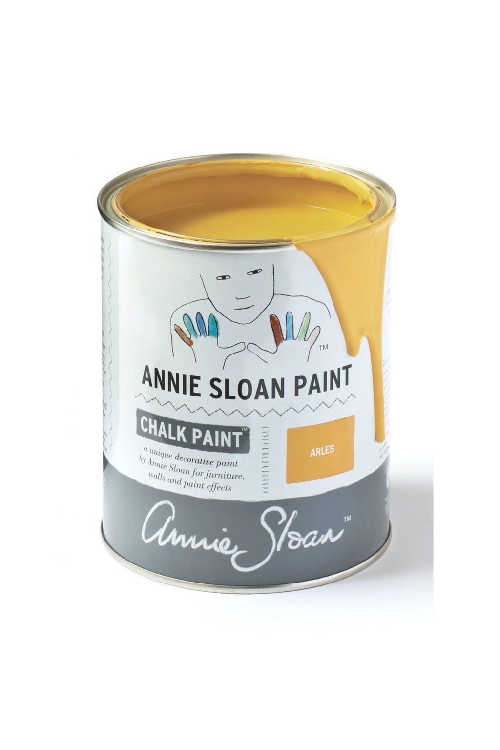 Annie Sloan® Chalk Paint™ Mini Can-Arles
