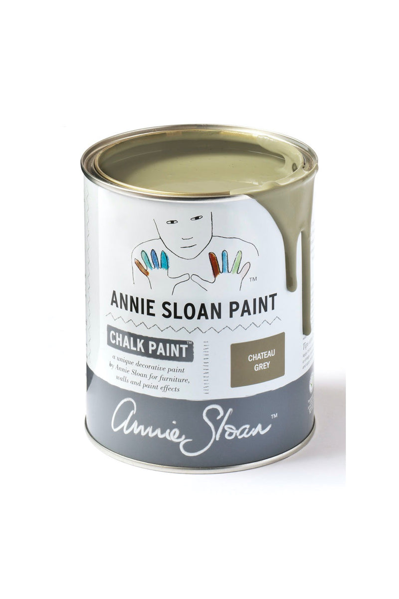 Annie Sloan® Chalk Paint™ Mini Can- Chateau Grey