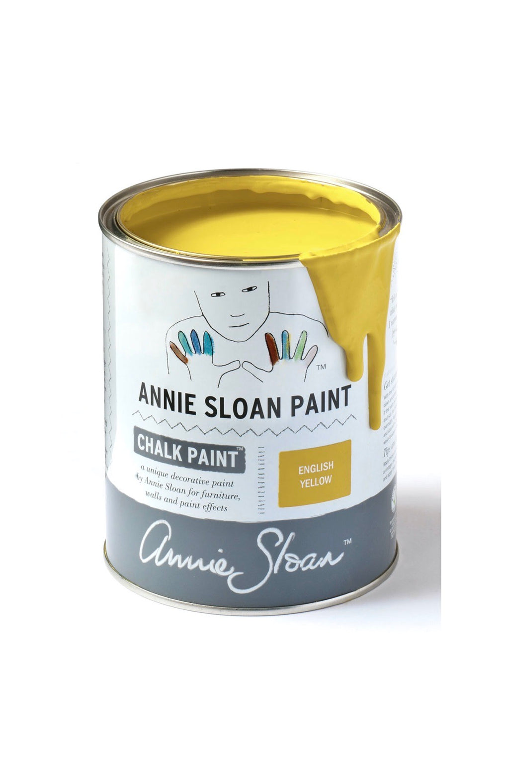 Annie Sloan® Chalk Paint™ Mini Can- English Yellow