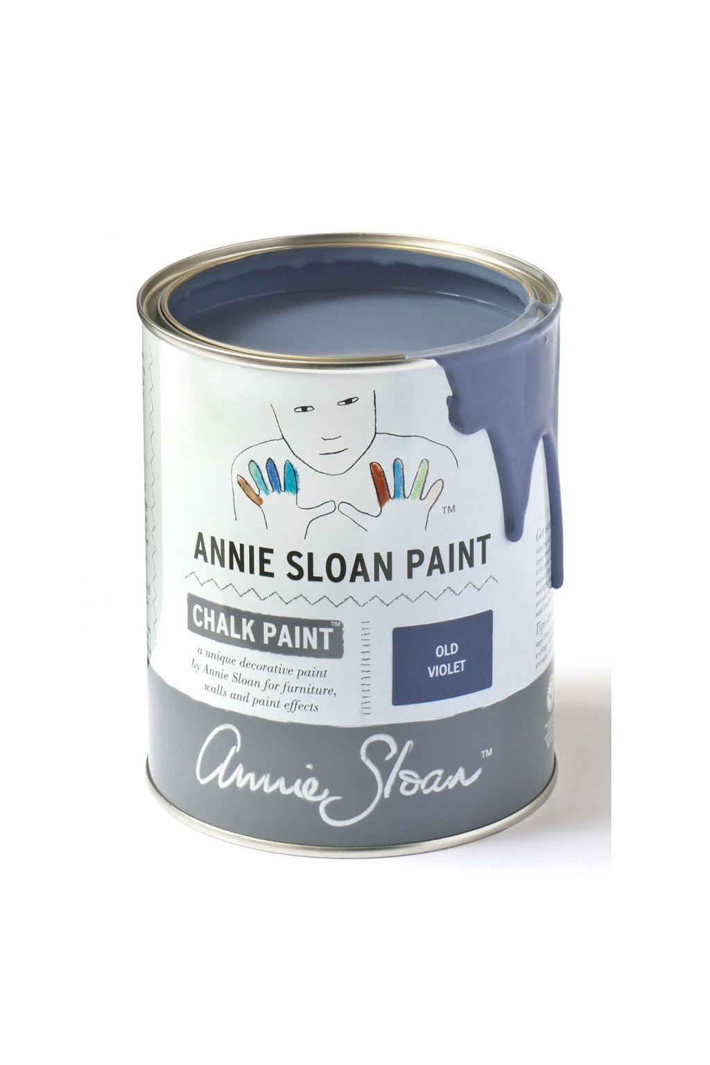 Annie Sloan® Chalk Paint™ Mini Can- Old Violet